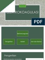 elektrokoagulasi
