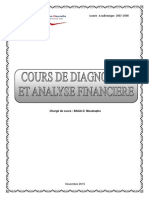 Cours de Diagnostic Et Analyse Financière_FC2-IsIG