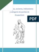 Meridianos Acciones Indicaciones y Categoria de Puntos de Acupunturapdf