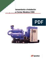 Compresor C950 Spanish