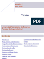 Chapter 3 Torsion