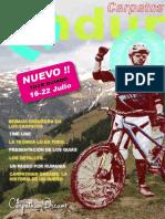 Tour Enduro Mtb Carpatos 2018