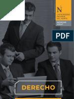 Brochure Wa Derecho Ciencias Politicas