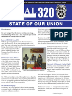 STATE OF THE UNION Teamsters Local 320 April 2018