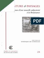 SOBRE EL BOSQUE Y EL LOBO EN LA LITERATURA CASTELLANA DEL SIGLO XV