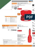 Torquimetro y Accesorios