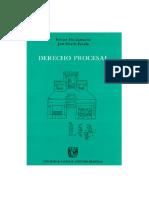 Derecho Procesal Mexicano - Héctor Fix-Zamudio y José Ovalle Favela