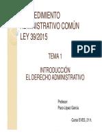 (Curso Ley 39_2015 Pacap Tema 1 Introducción