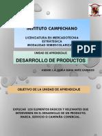 unidad 1 Etapas del desarrollo de un producto.ppt