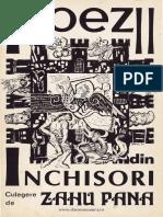 Zahu Pana (ed.) - Poezii din inchisori - 1982