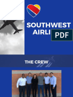 Southwest Airlines Final Presentation