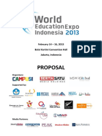 World Education Expo Info