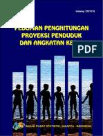 49951 ID Pedoman Penghitungan Proyeksi Penduduk Dan Tenaga Kerja