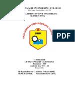 CE6002-Conctete Technology (1)