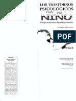 Los trastornos psicologicos en el niño, etiologia, caracteristicas diagnostico y tratamiento.pdf
