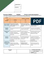 Instrumentos de Evaluacion 2