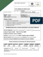 Acta de Cierre Final 926200