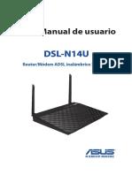 s8760 Dsl 14u Manual