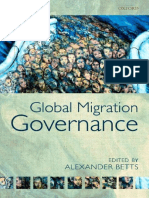 Global Migration Governance - Alexander Betts
