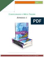 Apêndice 1 - Configurando o Meta Trader 4