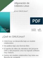 Curso Sistema Operativo Linux - 01. Qué Es GNU-Linux