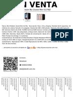 Celular Blu Grand Mini G170q