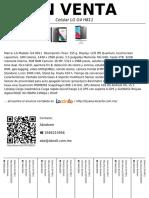 Celular LG G4 H811