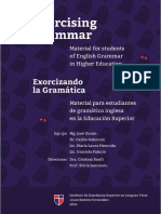 Exorcising Grammar, de Banfi & Iummato