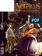Arkeos 01 - L'Ombre du Conquistador