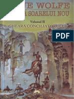 Gene Wolfe - Cartea Soarelui Nou - 02. Gheara Conciliatorului.pdf