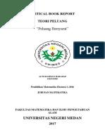 Critical Book Report Teori Peluang
