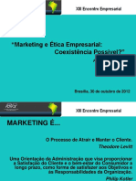 Evento 2012 - Palestra Marketing e Etica Prof Heloisa Leite