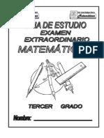 estudios  matematicos 3 secu kayzer.pdf