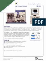 38-001 Datasheet Level Flow Control ESPIAL 10 2013
