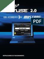 FenderFUSE 2.x (GDEC3,Mustang) Rev-D Spanish