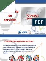 Semana 08 - Empresa de Servicio