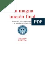 La Magna Uncion Final