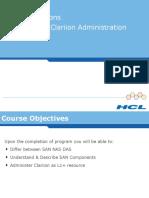 SAN EMC Clariion Foundations