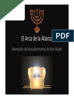 El Arca de la Alianza - Ron Wyatt.pdf