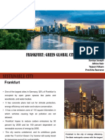 Sustainable City Ppt
