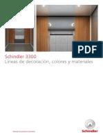 Catalogo Interiores 3300 Baja