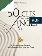 PDF Livre Etude 50 Cles Pour Vivre Avec Les Anges