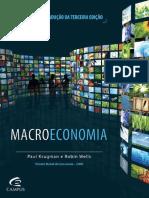 Macroeconomia 3aedicao - Paul Krugman