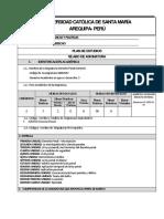 Silabus Derecho Penal General 1 (Semestre Impar 2018) (1)