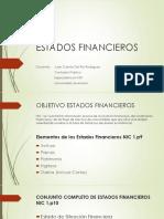 13 Estados Financieros