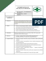 1.2.5 Sop Koordinasi Dalam Pelksanaan Program