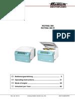 Manual Rotina 380R
