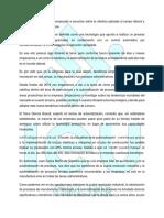 Delimitación, antecedentes y definición del problema de estudio.