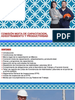 Comision Mixta de Capacitación, Adiestramiento y Productividad.pptx