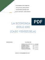 Economia Caso Venezuela